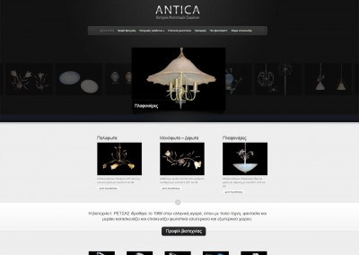 fotistika-retsa.gr Φωτιστικά