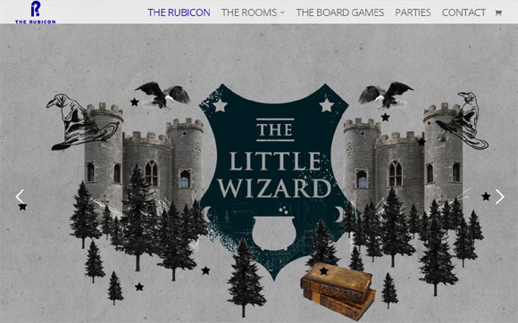 The Rubicon Escape rooms & Boardgames
